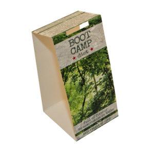 boot camp diet food packaging