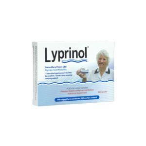 Lyprinol pharmaceutical packaging
